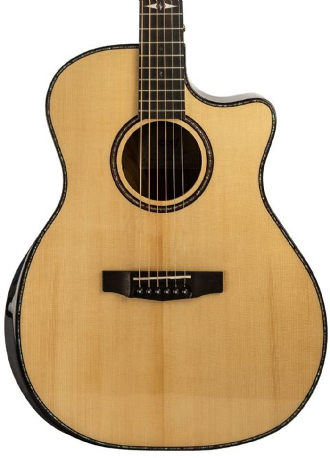 Cort GA-PF Bevel Acoustic - Natural